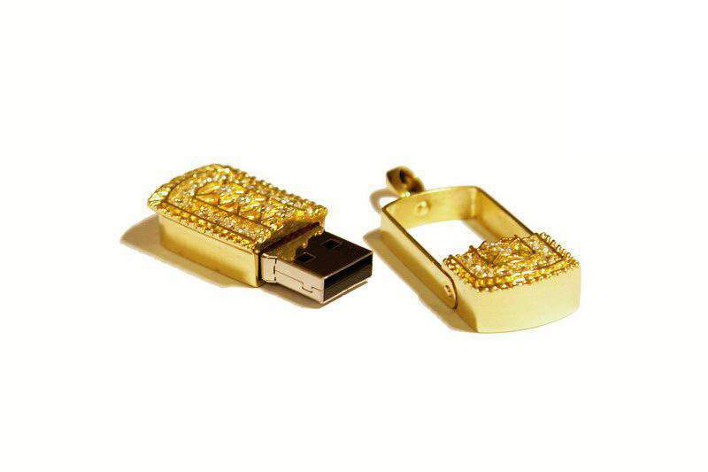 MJ - USB Flash Drive from Solid Gold 777